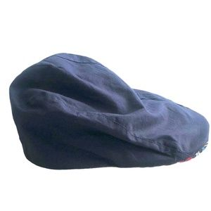 Kangol Placket Cap Navy Plaid
